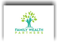 Family Wealth Partners Logo - Entry #49