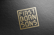 FIRST BORN SONS Logo - Entry #10