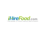 iHireFood.com Logo - Entry #103