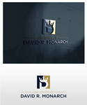 Law Offices of David R. Monarch Logo - Entry #93