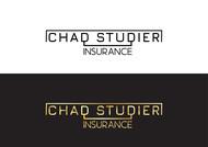 Chad Studier Insurance Logo - Entry #114