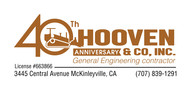 Hooven & Co, Inc. Logo - Entry #19