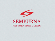 Sempurna Restoration Clinic Logo - Entry #131