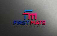First Mate Logo - Entry #34