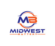 Midwest Battery Logo - Entry #13