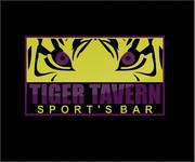 Tiger Tavern Logo - Entry #11
