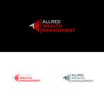 ALLRED WEALTH MANAGEMENT Logo - Entry #683