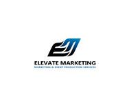 Elevate Marketing Logo - Entry #76