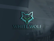 White Wolf Consulting (optional LLC) Logo - Entry #358