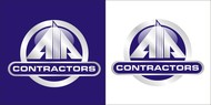 AIA CONTRACTORS Logo - Entry #106
