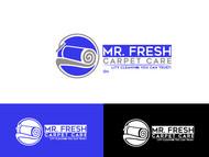 Mr. Fresh Carpet Care Logo - Entry #66