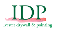 IVESTER DRYWALL & PAINTING, INC. Logo - Entry #148