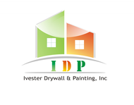 IVESTER DRYWALL & PAINTING, INC. Logo - Entry #154