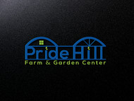 Pride Hill Farm & Garden Center Logo - Entry #146
