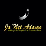 Ja'Net Adams  Logo - Entry #73