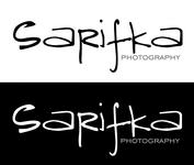Sarifka Photography Logo - Entry #95