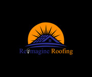 Reimagine Roofing Logo - Entry #214