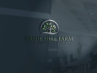 Pride Hill Farm & Garden Center Logo - Entry #22
