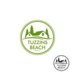 Tuzzins Beach Logo - Entry #334