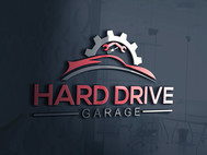 Hard drive garage Logo - Entry #109