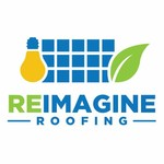 Reimagine Roofing Logo - Entry #177