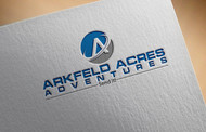 Arkfeld Acres Adventures Logo - Entry #46