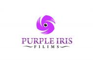 Purple Iris Films Logo - Entry #68