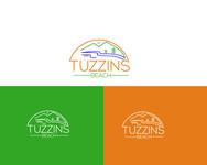 Tuzzins Beach Logo - Entry #265