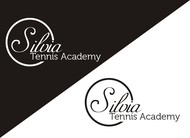 Silvia Tennis Academy Logo - Entry #149