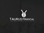 "Taurus Financial (or just ""Taurus"") Logo - Entry #65"