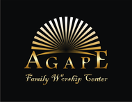 Agape Logo - Entry #237
