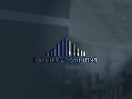 Premier Accounting Logo - Entry #457