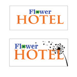 Flower Hotel Logo - Entry #42
