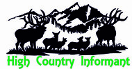 High Country Informant Logo - Entry #175
