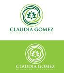 Claudia Gomez Logo - Entry #30