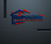 Reimagine Roofing Logo - Entry #104