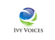 Logo for Ivy Voices - Entry #81