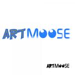 ArtMoose Logo - Entry #11