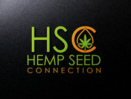 Hemp Seed Connection (HSC) Logo - Entry #53