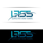 Live Fit Stay Safe Logo - Entry #117
