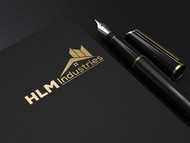 HLM Industries Logo - Entry #141