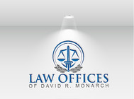 Law Offices of David R. Monarch Logo - Entry #1