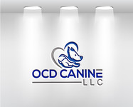 OCD Canine LLC Logo - Entry #96