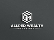 ALLRED WEALTH MANAGEMENT Logo - Entry #862