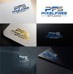 PixelFree Studio Logo - Entry #73