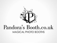 Pandora's Booth Logo - Entry #6