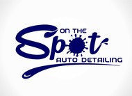 On the Spot Auto Detailing Logo - Entry #35