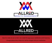 ALLRED WEALTH MANAGEMENT Logo - Entry #757