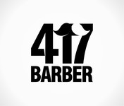 417 Barber Logo - Entry #68