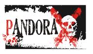 Pandora X Logo - Entry #55